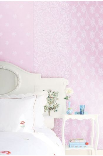 Sari wallpower pink