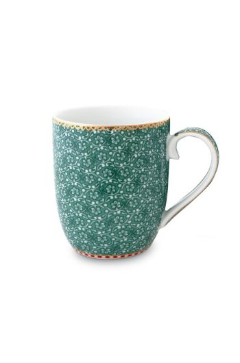 Spring to Life Mug Small Green