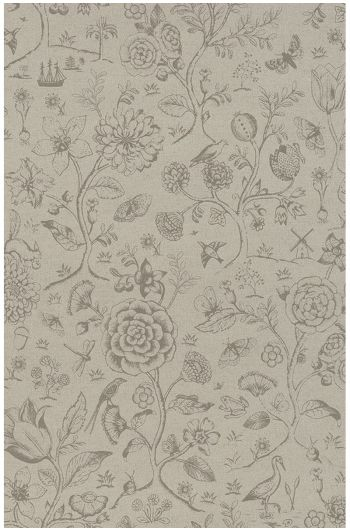 Spring to Life two tone wallpaper khaki