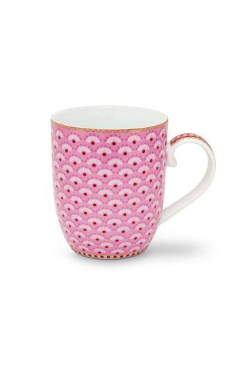 Floral Tasse klein Bloomingtails Rosa