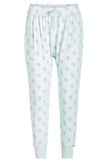 Long trousers Upsy Daisy blue