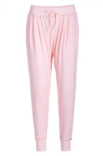 Long trousers Leaf Me pink