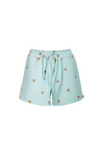 Short trousers Jaipur Dot blue