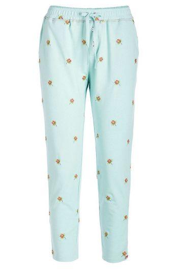 Long trousers Jaipur Dot blue