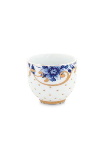 Royal White Egg Cup