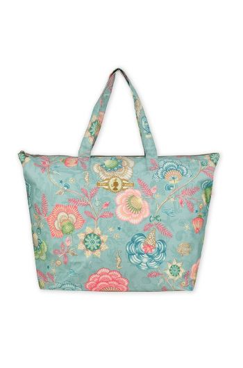 Weekend-Tasche Shellebration Aqua