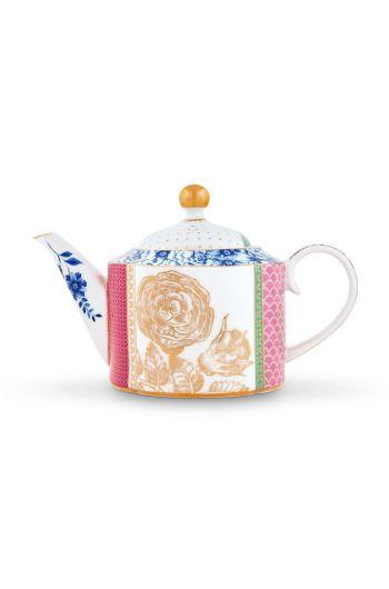 Royal Teapot Small multicoloured