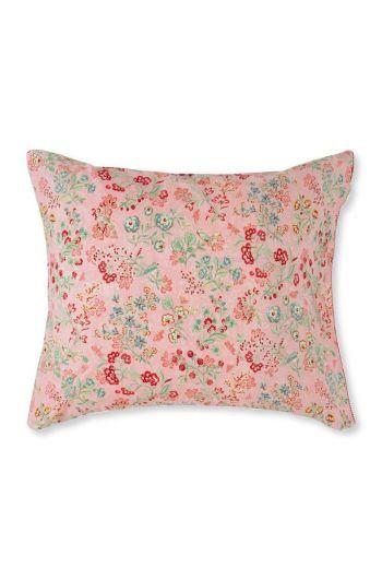 Pillowcase Jaipur Flower Pink