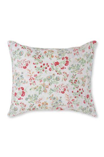 Kissenbezug Jaipur Flower khaki