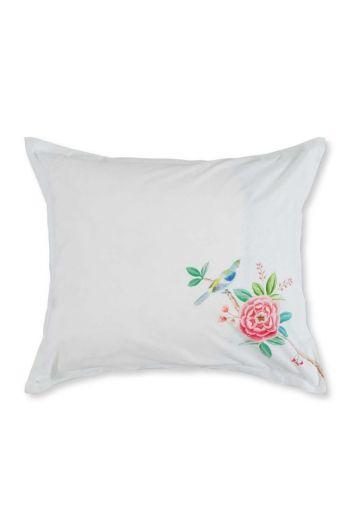 Pillowcase Good Morning White