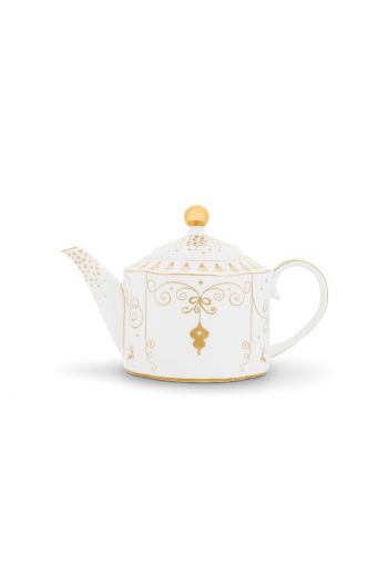 Royal Christmas small teapot