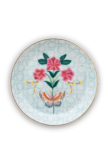 Blushing Birds Tea Tip white 9 cm
