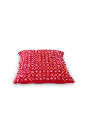 Cushion Latika Red