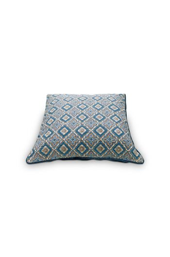 Cushion Starcheck Blue