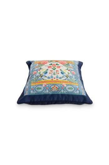 Cushion Indian Festival Blue