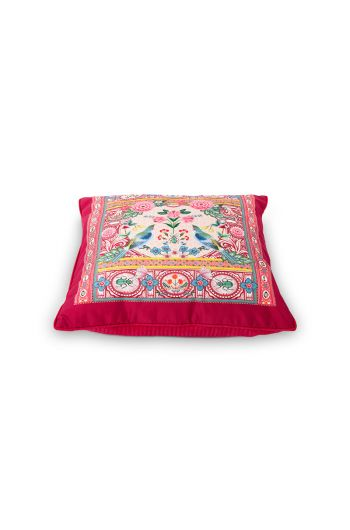 Cushion Indian Festival Red