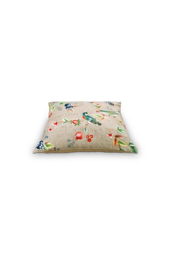 Cushion Birdy Khaki
