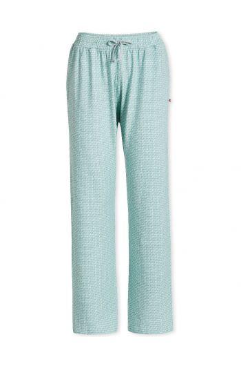 Trousers Long Stitch Blue