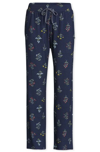 Long Trousers Winter Wonderland Dark blue
