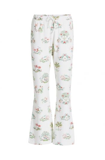 Trousers Long Boasin White