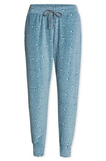Trousers Long Freckle Green