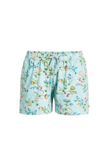 Trousers Short La Majorelle Blue
