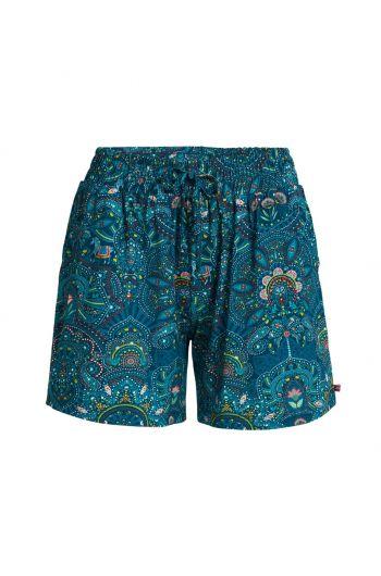 Trousers Short Sunrise Blue