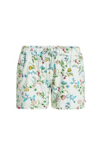 Trousers Short La Majorelle White