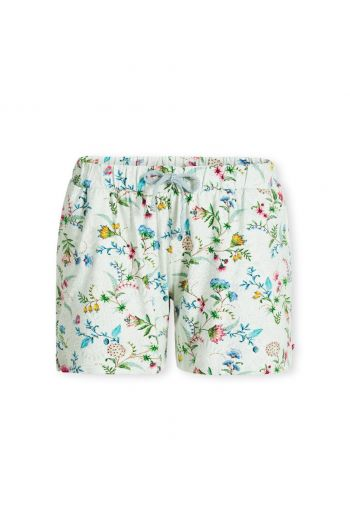 Trousers Short La Majorelle White
