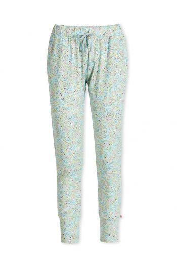 Trousers Long Beldi Blue