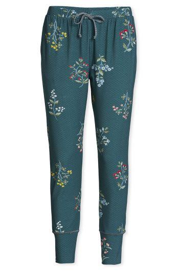 Trousers Long Winter Wonderland XL Forest Green