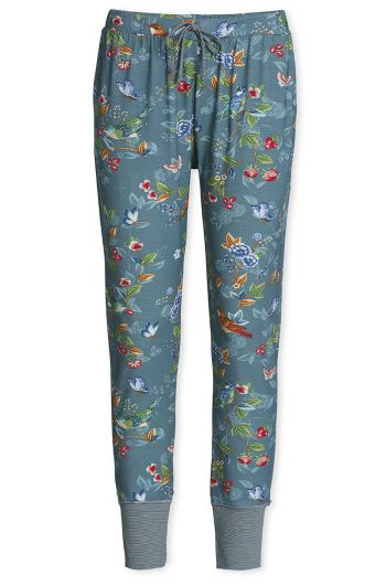 Trousers Long Birdy Green