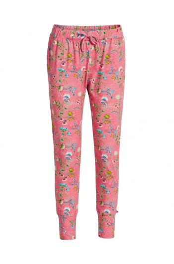 Trousers Long La Majorelle Pink