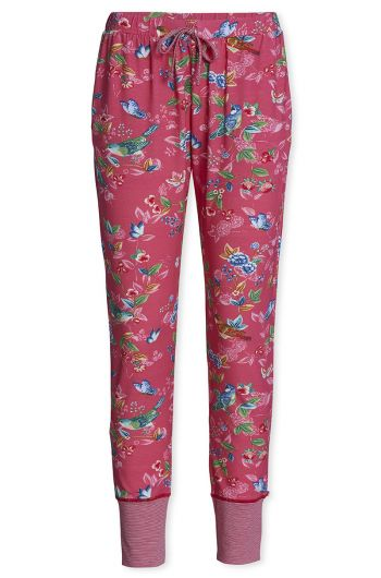 Trousers Long Birdy Pink