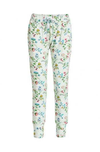 Trousers Long La Majorelle White