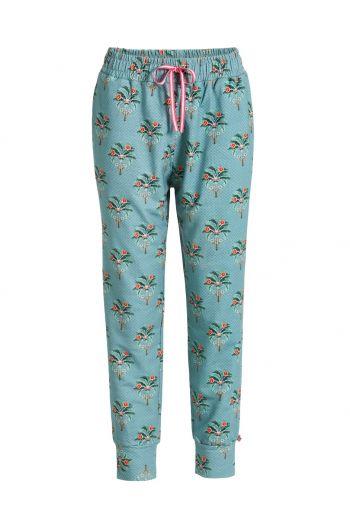 Trousers Long Elfenn Blue