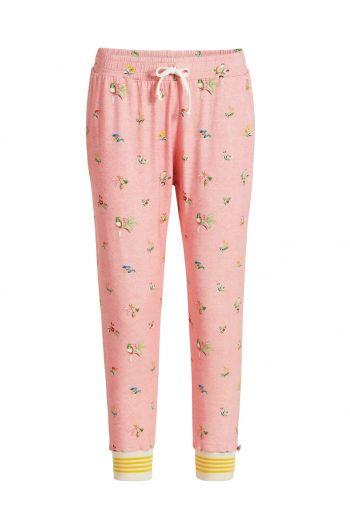 Lange Hose Moss XL rosa