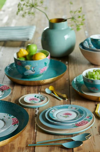 The Blushing Birds Porcelain Collection