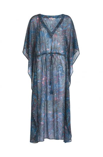 Dress Sunrise Dark Blue