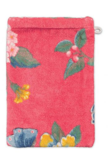Wash cloth Good Evening Coral 16x22 cm