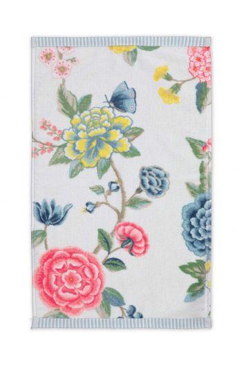 Guest towel Good Evening White 30x50 cm