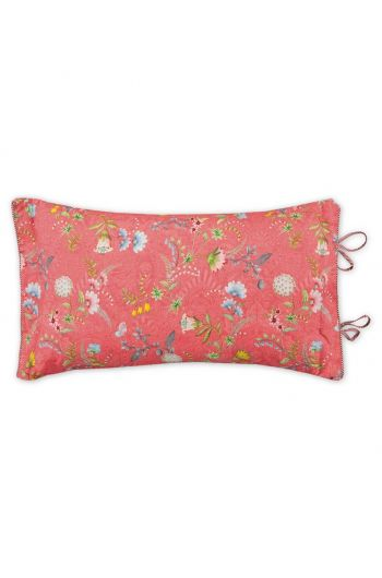 Cushion rectangle La Majorelle Pink