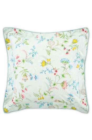 Cushion square La Majorelle White
