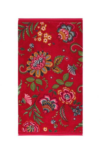 Beach towel Medina Red