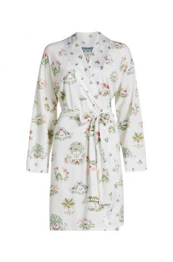 Kimono Boasin White