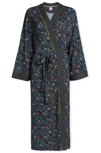 Kimono Oh My Blau