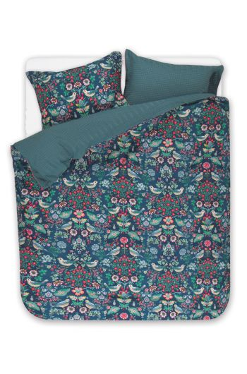 Duvet cover Oh My Darling Dark blue