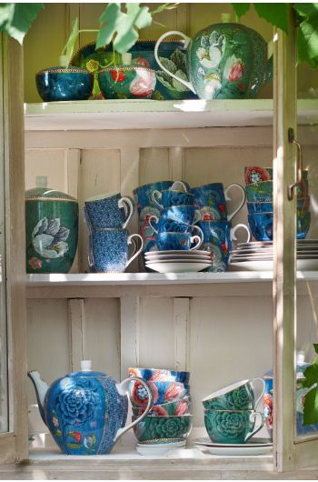 The Spring to Life Porcelain Collection