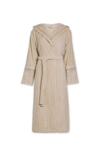 Bathrobe Soft Zellige Khaki