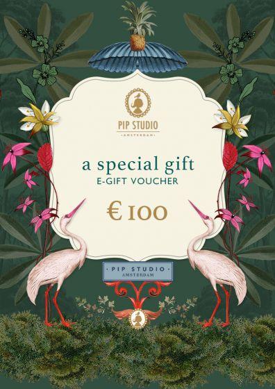 E-gift voucher €100